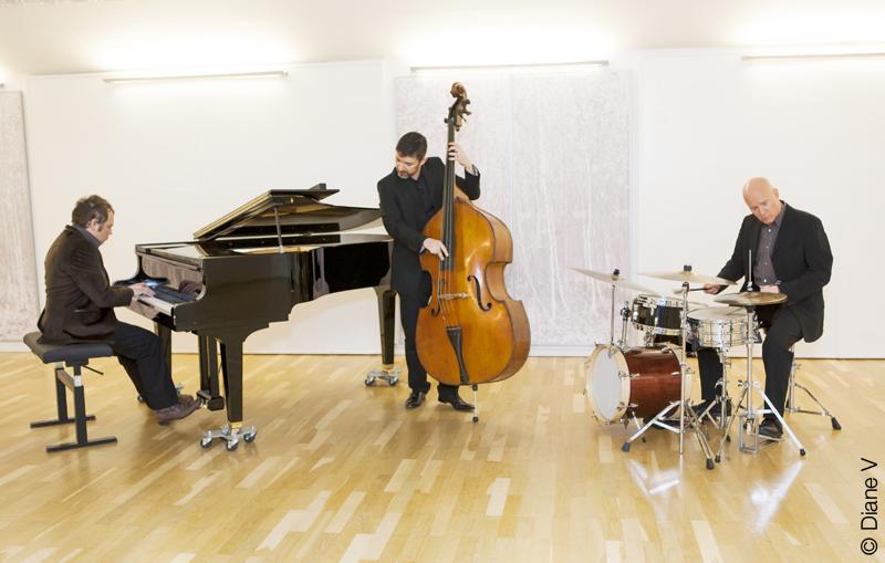 Nico Dri Trio Sebastien Maire Andreas Neubauer