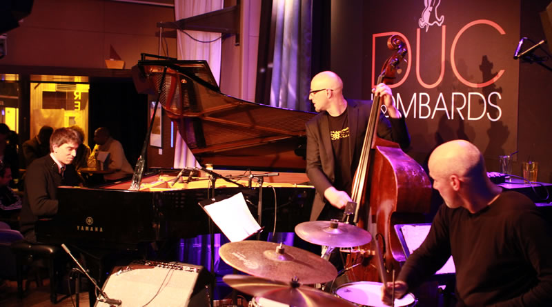 Hugues Duchesne Trio Manuel Marches Andreas Neubauer