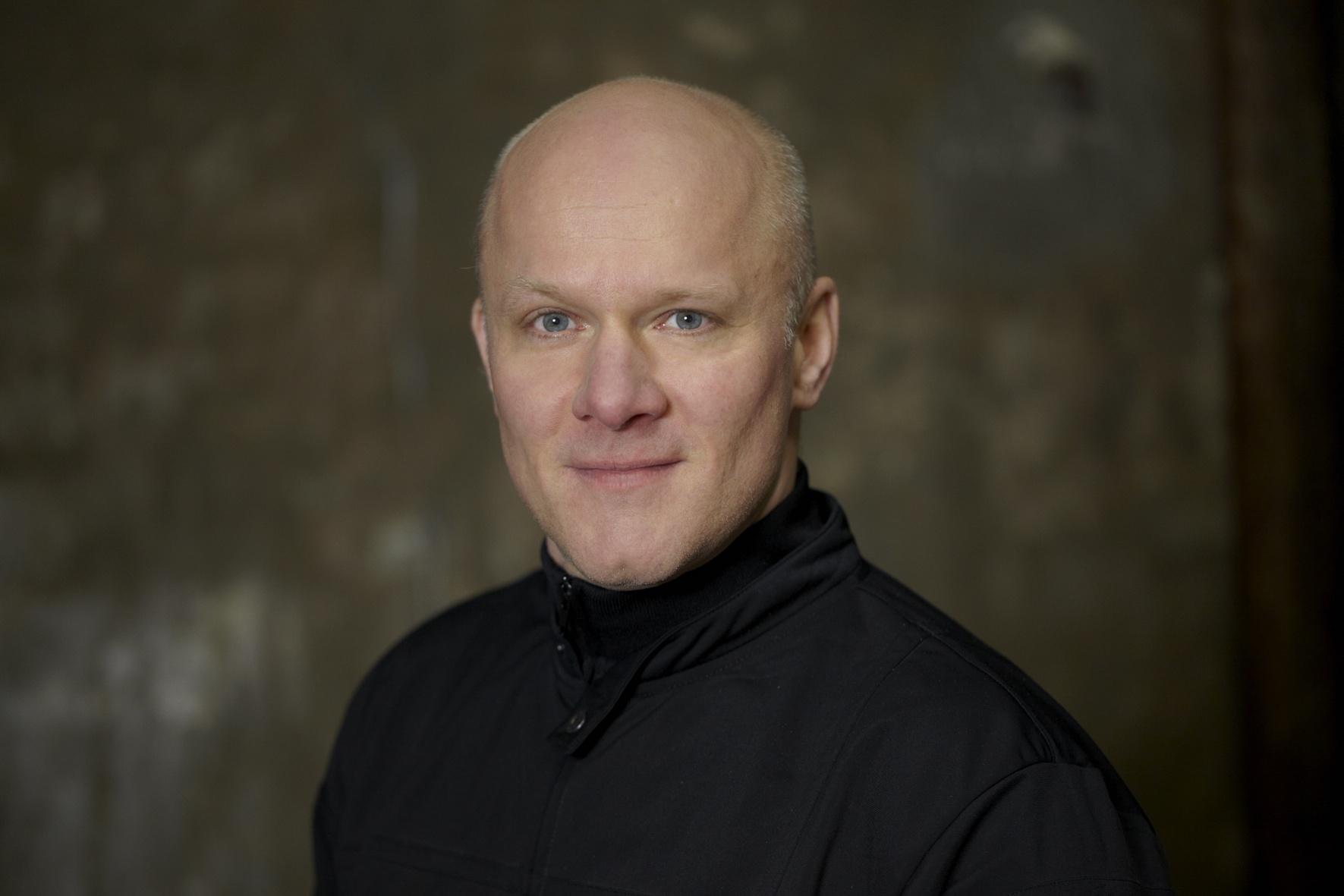 Andreas Neubauer Porträt